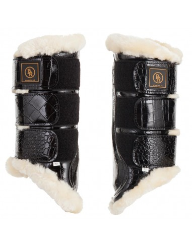 BR Horse Boots Majestic Lacquer