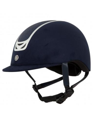 BR Riding Helmet Volta Microfiber